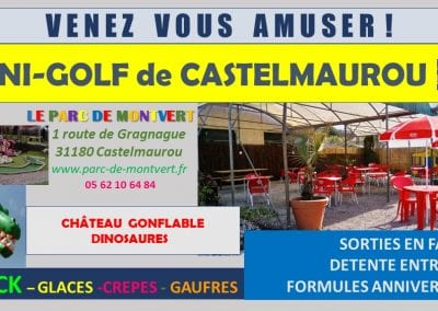 Château Gonflable Dinosaures